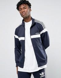 Спортивная куртка adidas Originals Itasca AY7769 - Синий
