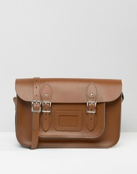 Портфель The Leather Satchel Company - Chestnut brown