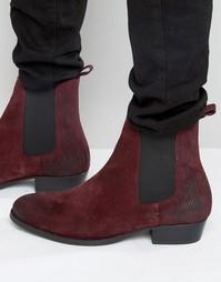 Замшевые ботинки челси House Of Hounds Keats - Красный