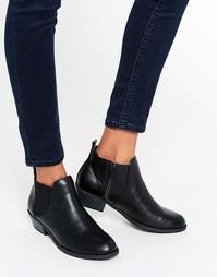 Черные ботинки челси Head Over Heels By Dune Piro - Черный
