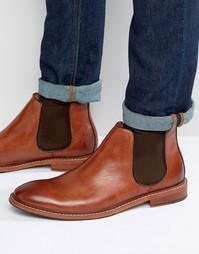 Кожаные ботинки челси Dune Mencia - Рыжий
