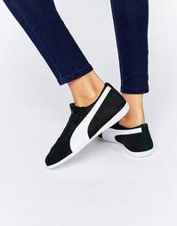 Низкие кроссовки Puma Box - Черный