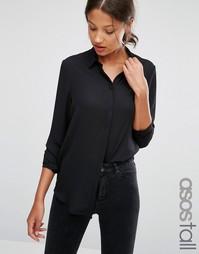 Блузка ASOS TALL - Черный