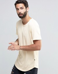 Длинная футболка Only & Sons - ангорская шерсть