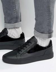 Низкие кроссовки Glorious Gangsta London - Черный