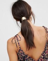 Заколка для волос в форме арки DesignB London - Золотой
