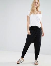 Свободные брюки Y.A.S Lily - Черный