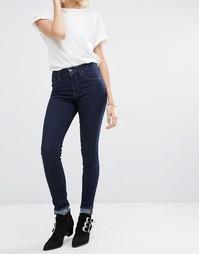 Облегающие джинсы с завышенной талией Levis 721 - Lone wolf Levis®