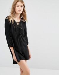 Платье-туника Vero Moda - Черный