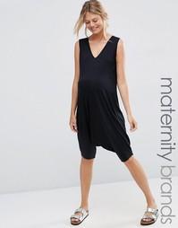Комбинезон для беременных с гаремными брюками Bluebelle Maternity