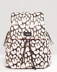 Рюкзак с неоновым леопардовым принтом Pauls Boutique