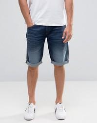 Синие джинсовые шорты Celio - Brut