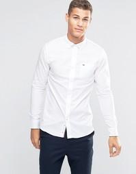 Базовая оксфордская рубашка Tommy Hilfiger Denim - Белый