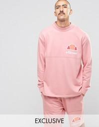 Свитшот с высокой горловиной Ellesse - Розовый