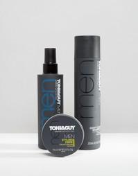 Набор средств для ухода за волосами Toni & Guy Men Windswept Ruffles -