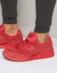 Красные кроссовки New Balance 530 M530AR - Красный