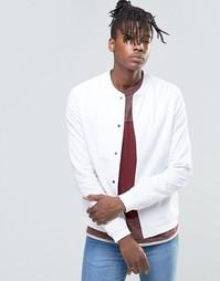 Куртка-пилот Native Youth - Белый