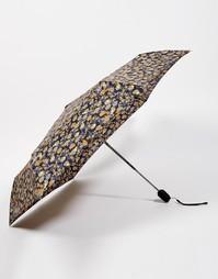 Зонт Fulton O&C Superslim 2 Sleeping Willow - Мульти