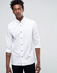 Рубашка с фактурной полосой Ted Baker - Белый