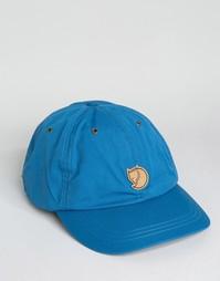 Синяя кепка Fjallraven Helags - Синий