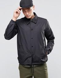 Черная спортивная куртка Element Morton - Черный