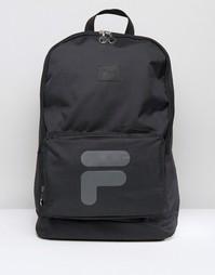 Черный рюкзак Fila Line - Черный