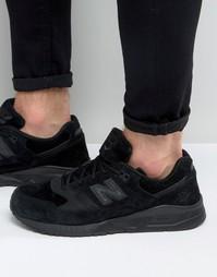 Черные кроссовки New Balance 530 M530AK - Черный
