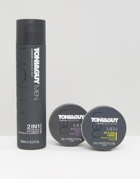 Toni & Guy Mens Favorites Set SAVE 10% - Мульти