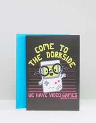 Открытка Come to The Dorkside - Мульти Gifts