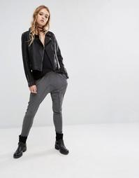 Гаремные брюки Lira - Угольный