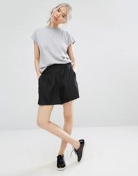 Элегантные шорты Monki - Черный