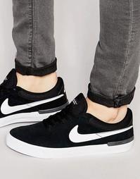 Черные кроссовки Nike SB Koston Hypervulc 844447-001 - Черный