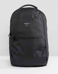 Тканевой рюкзак Sandqvist Ariel - Черный