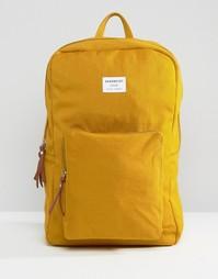 Желтый рюкзак Sandqvist Kim - Желтый