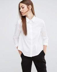 Рубашка с удлиненным краем Sisley - 101
