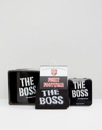 Подарочный набор с кружкой и мятными конфетами The Boss - Мульти Gifts