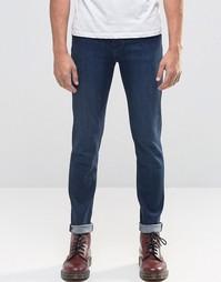 Узкие джинсы Cheap Monday - Синие чернила