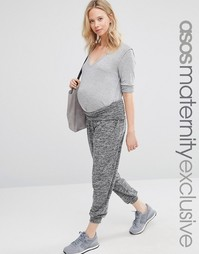 Шаровары для беременных ASOS Maternity - Серый