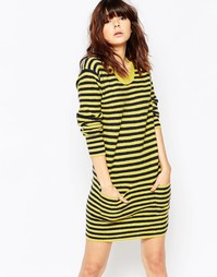 See By Chloe Jumper Dress With Pockets - Мульти