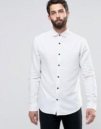 Рубашка в крапинку Only & Sons - Белый