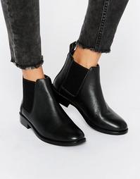 Кожаные ботинки челси Faith Binky - Черная кожа