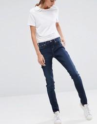 Зауженные джинсы с классической талией Dittos Mary