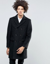 Пальто из вареной шерсти Feraud Premium - Черный