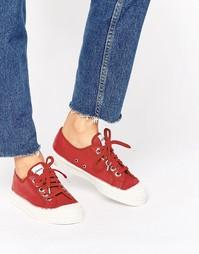 Красные классические кроссовки Novesta Star Master - Красный