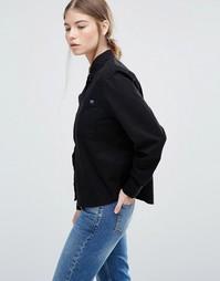 Рубашка Wood Wood Cara - Черный