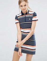 Платье-футболка в стиле ретро Abercrombie & Fitch