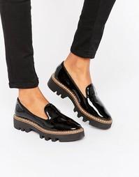 Туфли на массивной подошве ALDO - Черный
