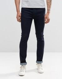 Супероблегающие джинсы цвета индиго Levis Line 8 519