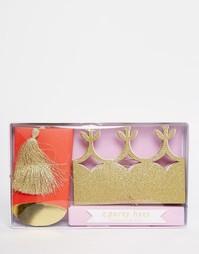 Набор из 8 рождественских шапок Meri Meri - Мульти