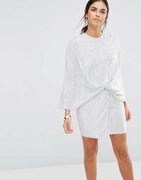 Платье мини Isla Voyager - Мульти